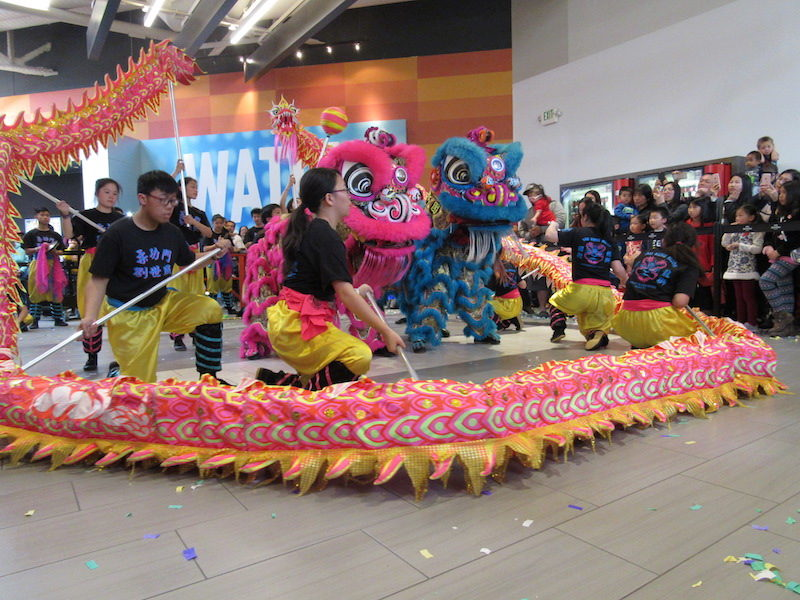 chinese new year lion dance meaning
