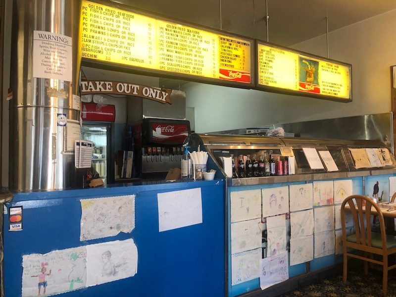 Half Penny Fish & Grill Closes After 50 Years - The Milpitas