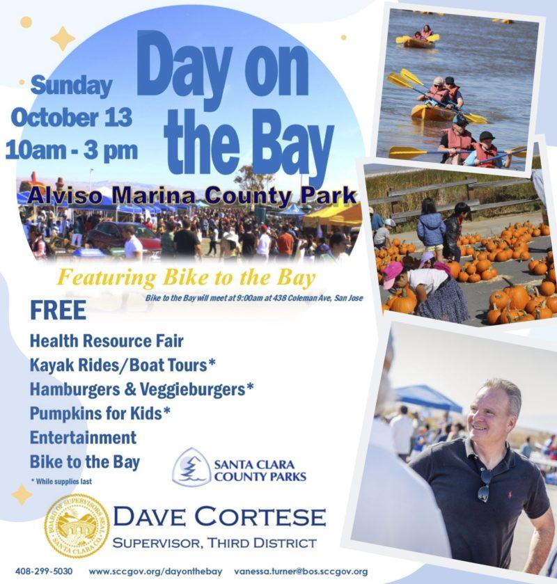 Day on the Bay @ Alviso Marina County Park