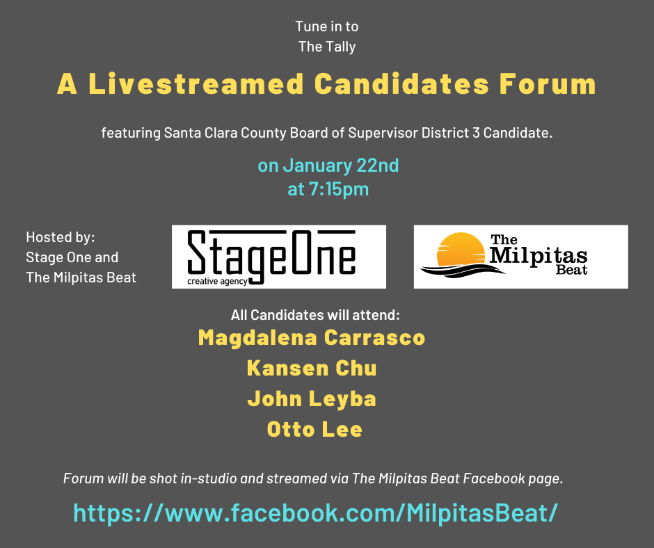 A Livestreamed Candidates Forum